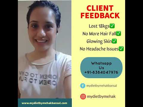 Skin and Hair Enhancement With Weight Loss Transformation!