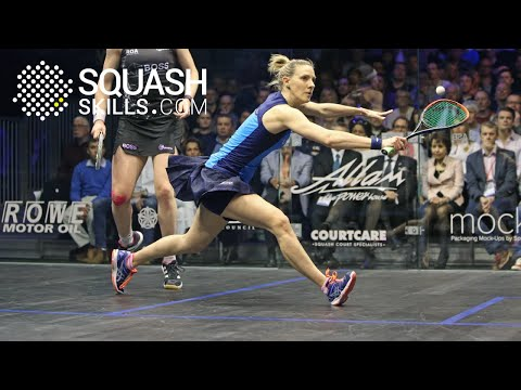 Squashskills: Movement Timing To The T