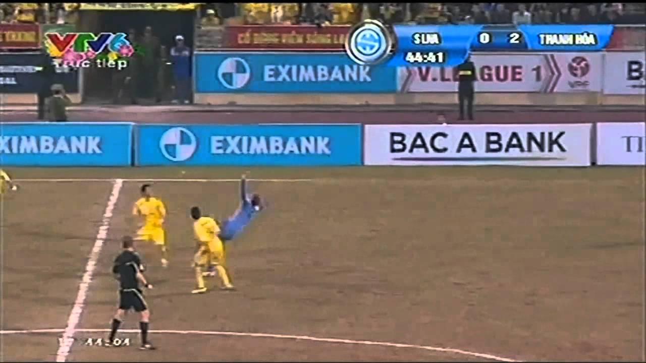 Song Lam Nghe An 1-2 Thanh Hoa