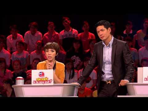 AI THÔNG MINH HƠN HỌC SINH LỚP 5 - THU TRANG - PHẦN 2 (17/6/2015)