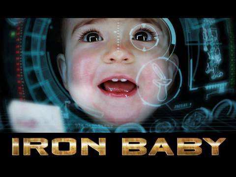 Baby Iron Man Costumes