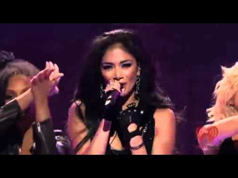Nicole Scherzinger - Club Banger Nation / Don't Hold Your Breath Live At iHeartRadio 2011 -SypGHE0vJ0Y