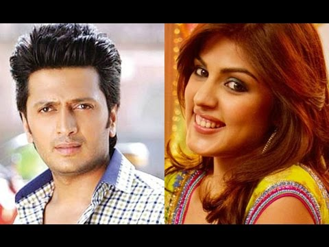 Hot Rhea Chakraborty Will Be Riteish's Heroine In 'Bank Chor'