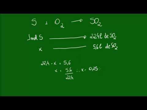 Estequiometria - Aula 3