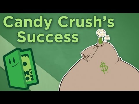 Candy Crush's Success - Why People Can't Get Enough Candy Crush - Extra Credits