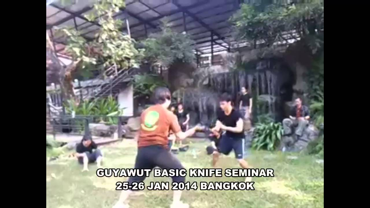 basic knife fighting techniques pdf