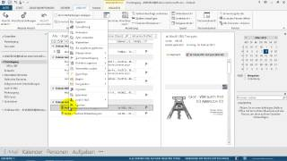 Outlook 2013 Ansicht Für E-Mails Organisieren
