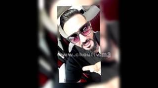 أول فيديو لـرضى الطالياني بعد نجاته من الحادثة..أنا جيت المغرب وكنشكر جمهوري و الحمد لله صحتي على خير |