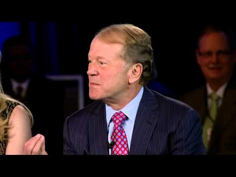 CNN's Piers Morgan Speaks with Chelsea Clinton, Muhtar Kent and John Chambers