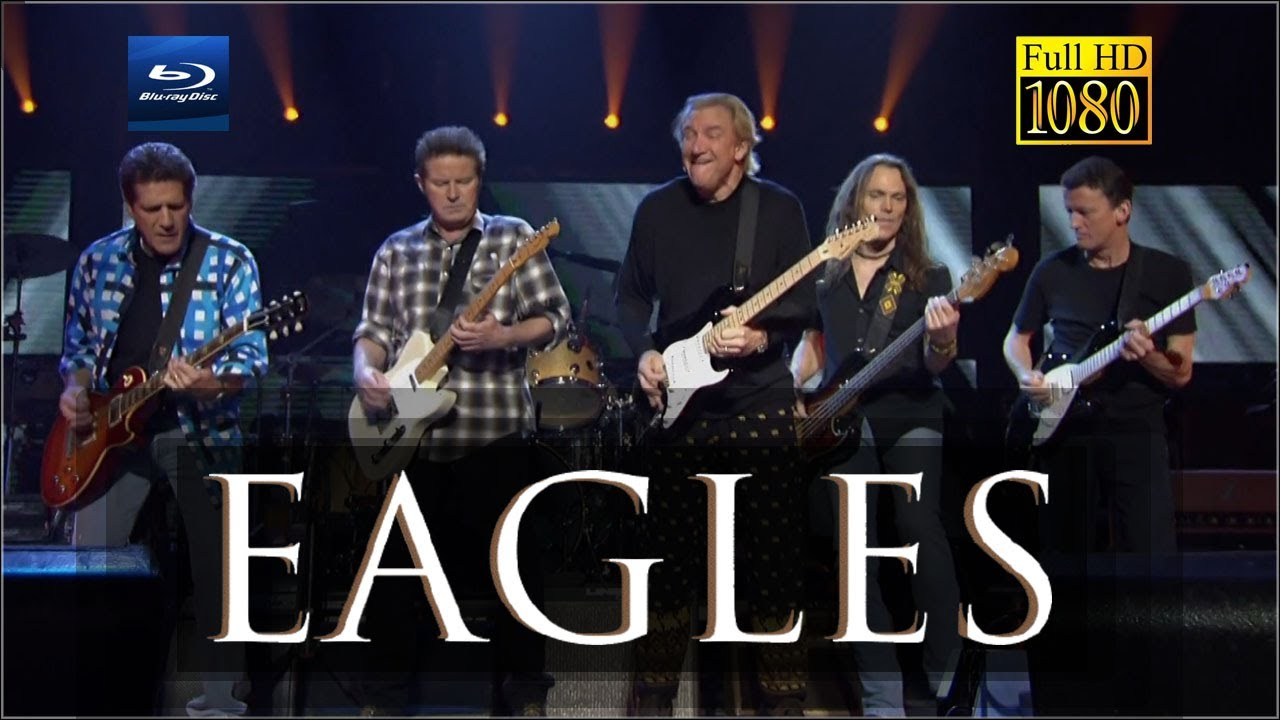 Eagles - Dirty Laundry 1080p LIVE - YouTube
