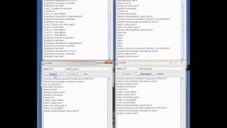 Java Multi-Client chat Server over TCP/IP with GUI pt.3 view on youtube.com tube online.