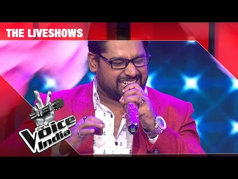 Sona Vakil - Performance - The Liveshows Episode 25 - March 04, 2017 - The Voice India Season2