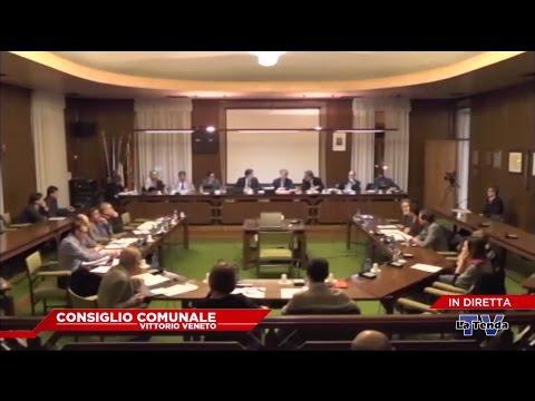 CONSIGLIO COMUNALE VITTORIO VENETO - Seduta del 10.03.2015