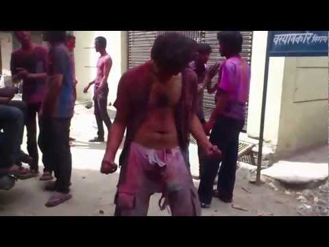 Harlem shake holi version part-2