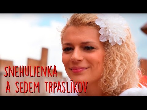 Smejko a Tanculienka - Snehulienka a sedem trpaslíkov