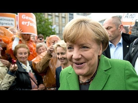 German elections Chancellor Angela Merkel  win what next