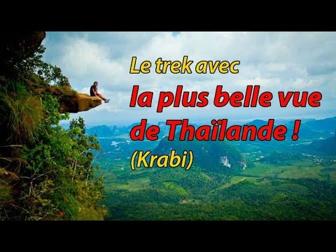tab kak hang nak hill nature trail (krabi)