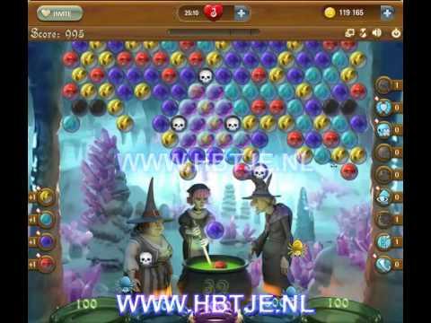 Bubble Witch Saga level 89
