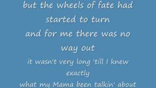 Reba McEntire Fancy Lyrics