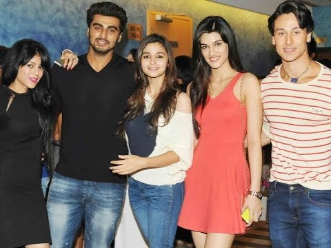 '2 States' special screening - Bollywood Country Videos