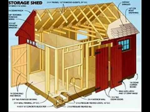 Http Www Construct Com X Shed Plans Gable Design