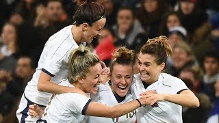 Highlights: Francia-Italia 1-1 - Femminile (20 gennaio 2018)