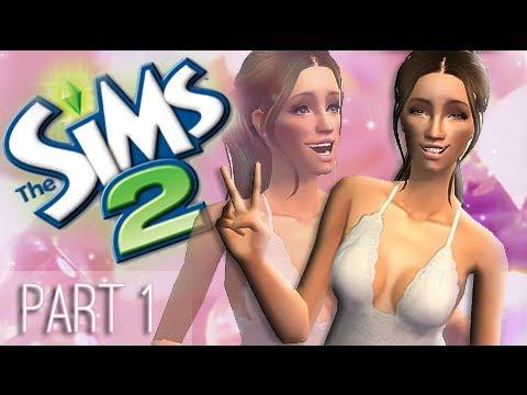 Let's Play: The Sims 2 - {Part 1} Meet Valencia Grayson.
