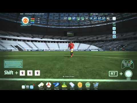 [FIFA Online 3 Việt Nam] Hướng dẫn 3: Kỹ thuật xử lý bóng cấp độ 3 sao