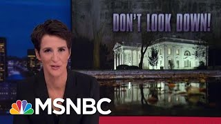 Unlike Richard Nixon, Donald Trump Misconduct Piling Up In Full Public View | Rachel Maddow | MSNBC