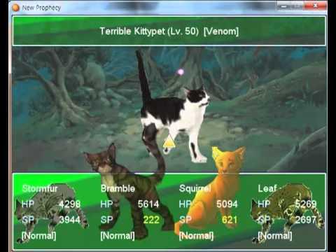 Scratch Studio - The Best Warrior Cat Games