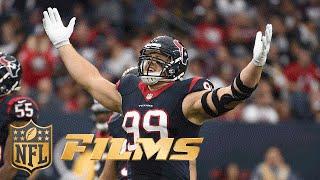 J.J. Watt Suggests Saints Find a New Right Tackle   Saints vs. Texans (Week 12)