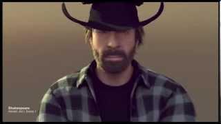 Chuck Norris - Vianočná roznožka