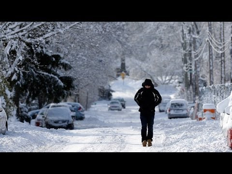 US Midwest experiences 'life-threatening' cold snap