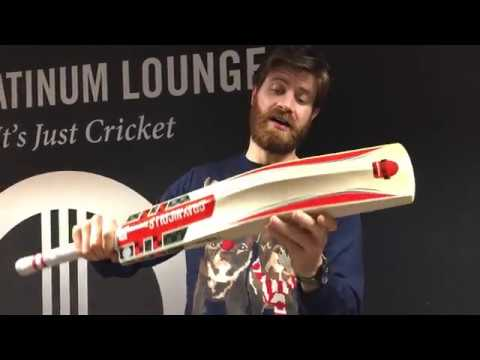 Gray-Nicolls Predator 3 Halestorm Cricket Bat