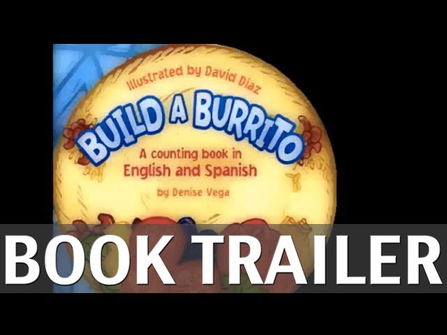 Build a Burrito Book Trailer