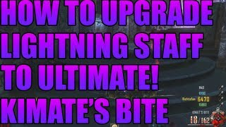 """Black Ops 2 ORIGINS"" HOW To UPGRADE LIGHTNING STAFF To"