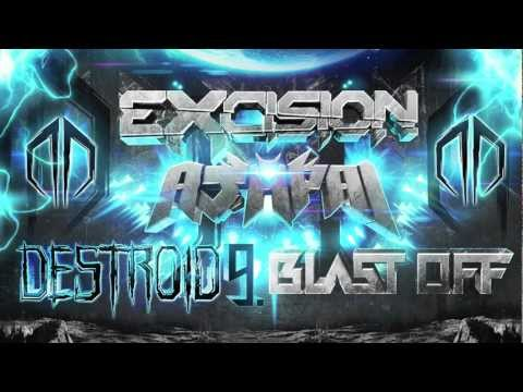 Excision & Ajapai - Destroid 9. Blast Off
