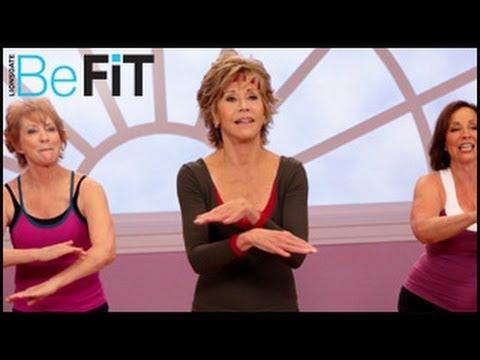 Fat-Burning Cardio Dance Workout: Jane Fonda - Doo-Wop
