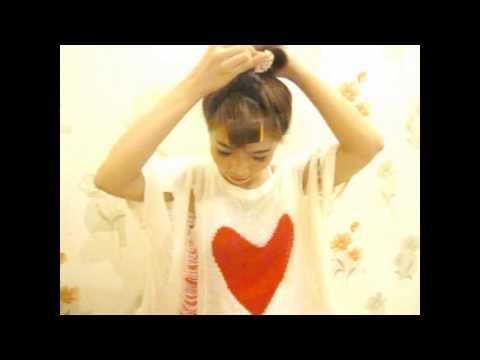 ♥ Miu Nữ ♥ Cách giữ lọn tóc uốn đơn giản.