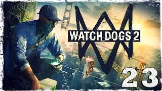 Watch Dogs 2. #23: Котики.
