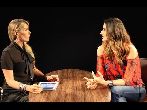 Entrevista com  Fernanda Tavares