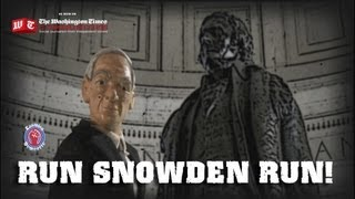 [Run Snowden Run!] Video