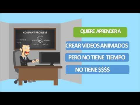 APRENDE A CREAR VIDEOS ANIMADOS FACIL