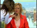 Susana Griso Pillada Por El Satélite