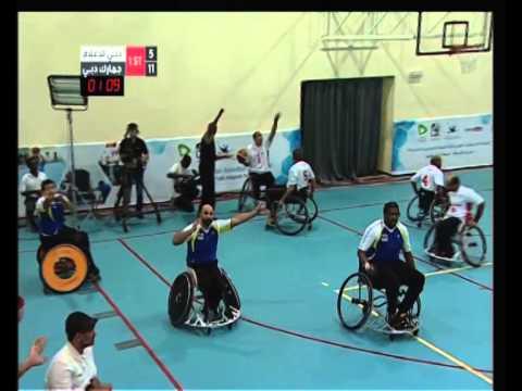 3rd & 4th place (Dubai Customs V/s Dubai Sports TV) 15/07/2014