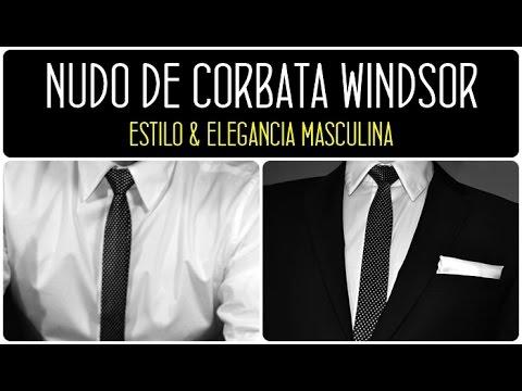 Nudos de corbata modernos nudos de corbata elegante for Nudo de corbata windsor