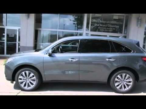 Acura Columbus on 2014 Acura Mdx Dublin Oh 43017   Youtube