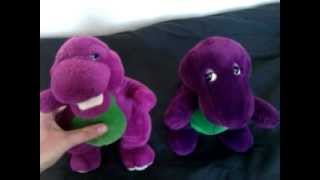 all comments on two barney the backyard gang dolls youtube