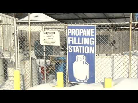 Local propane suppliers grapple with shortage