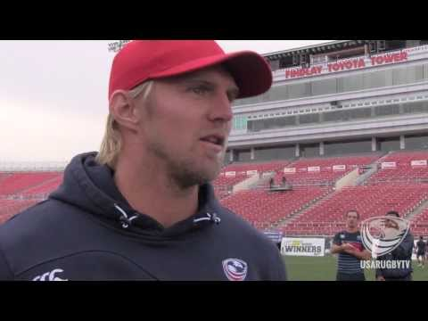 2014 USA Sevens - Hawkins discusses tournament and preparation